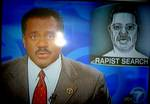 Rapist search news