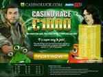 Casinoluck race