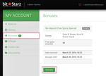 Bitstarz claim bonus