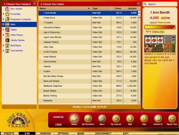 Sun Vegas Casino objective review on LCB