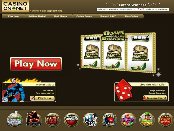 Casino On Net objective review on LCB