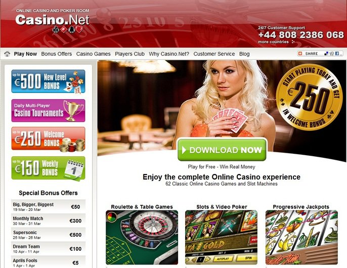 Casino.Net objective review on LCB