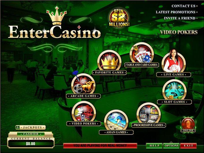 Enter Casino