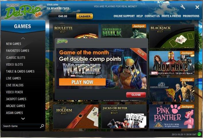 Казино-дель-Ріо грати роль gta казино в Інтернеті