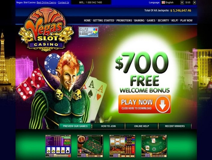 Vegas Slot Casino objective review on LCB