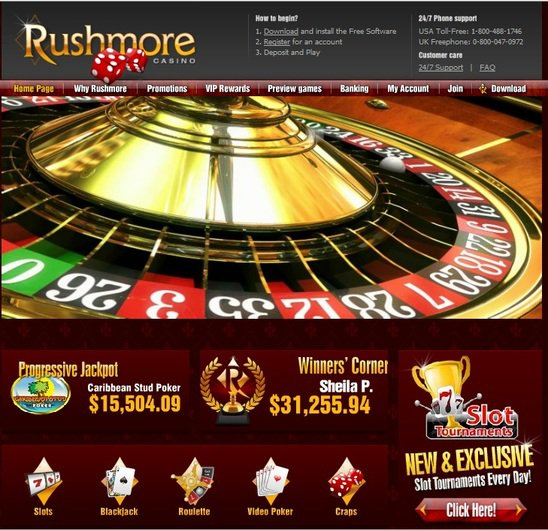 Rushmore Casino objective review on LCB
