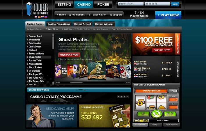 Tower Casino objective review on LCB