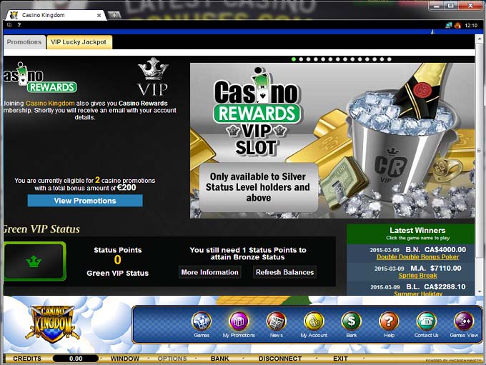 Luxury Casino Review - VSO Expert Ratings