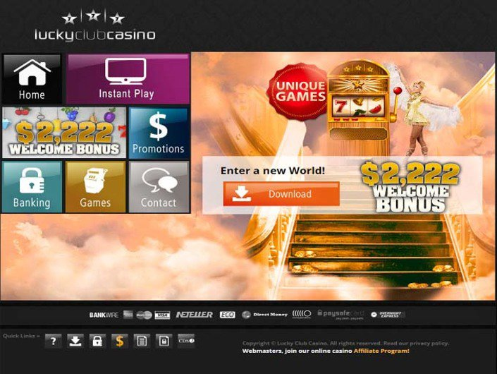 Lucky Club Casino objective review on LCB