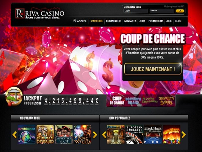 Casino Riva objective review on LCB