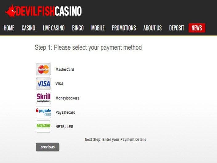 Devilfish Casino