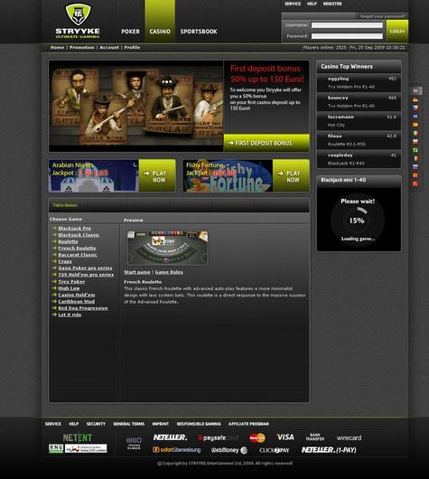 Stryyke Casino objective review on LCB