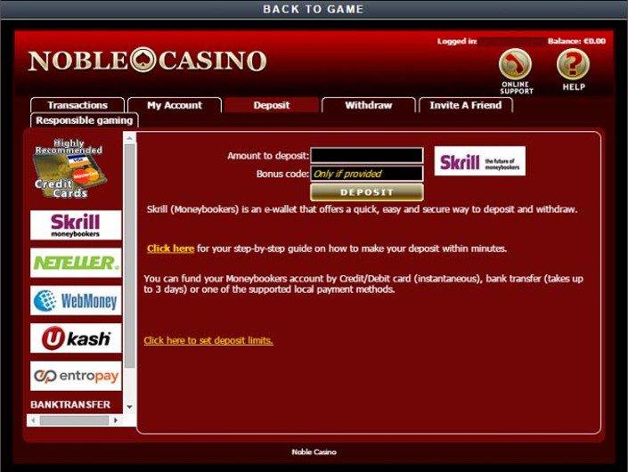 Casino nobile casino live play