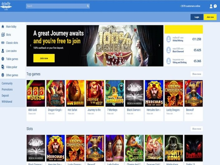 Diceland Casino objective review on LCB