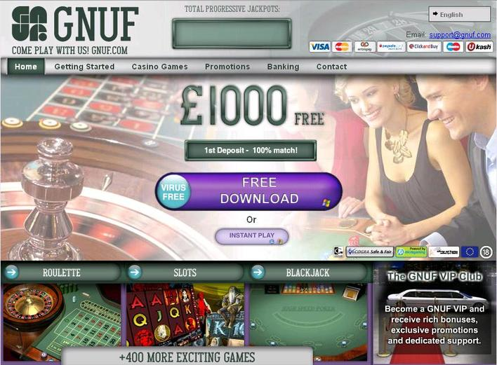 GNUF casino objective review on LCB