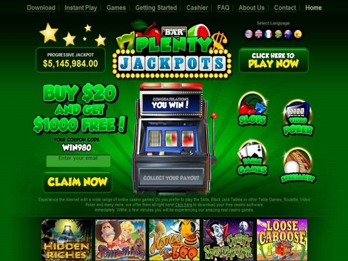 Plenty Jackpots objective review on LCB