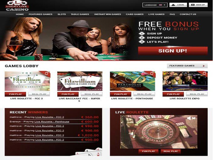 Lucky Live Casino objective review on LCB
