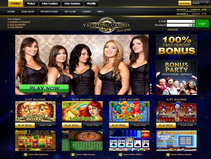 Yachting Casino objective review on LCB