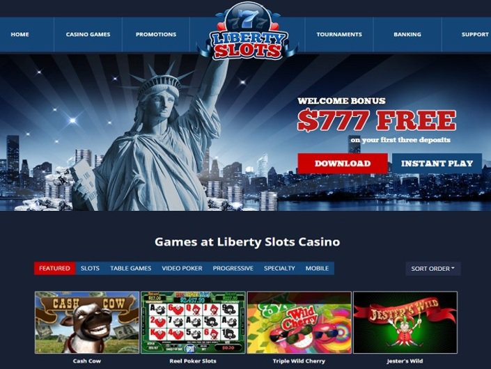 Liberty Slots Casino objective review on LCB