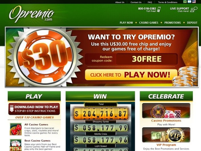 Opremio Casino objective review on LCB
