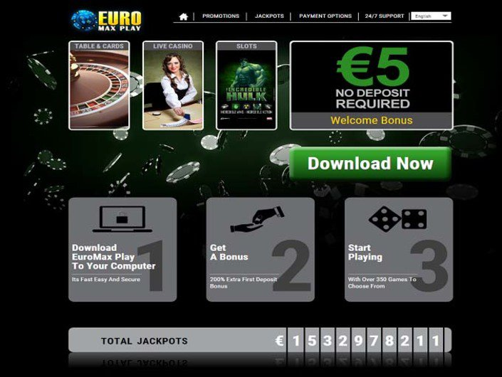 EuroMaxPlay Casino objective review on LCB
