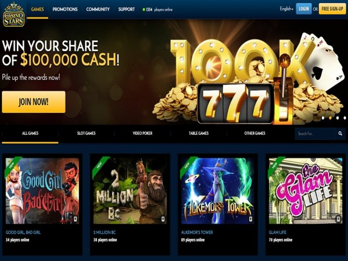 Casino Stars objective review on LCB