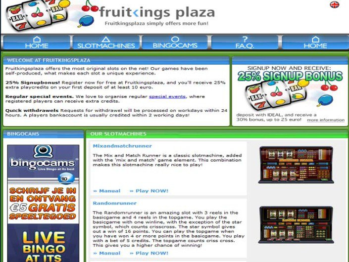 Fruitkingsplaza objective review on LCB