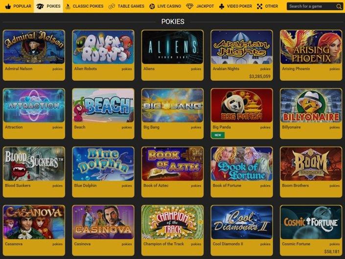 All Australian Casino