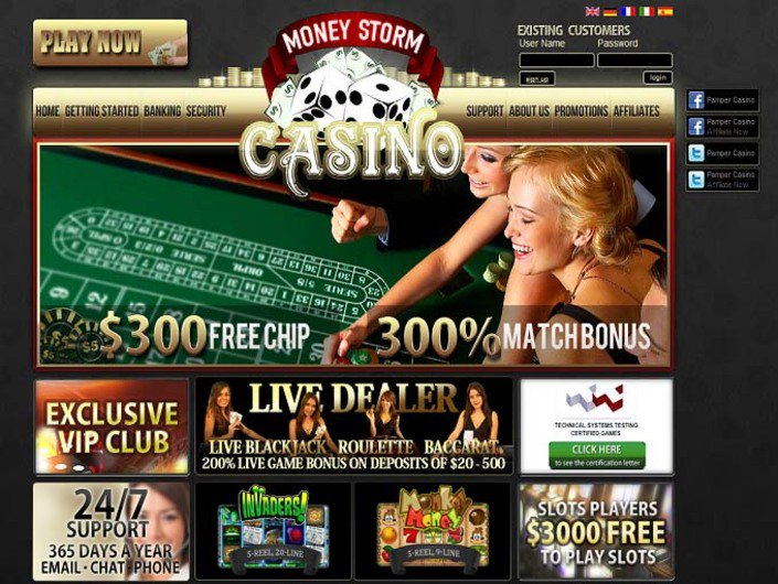 Moneystorm Casino objective review on LCB