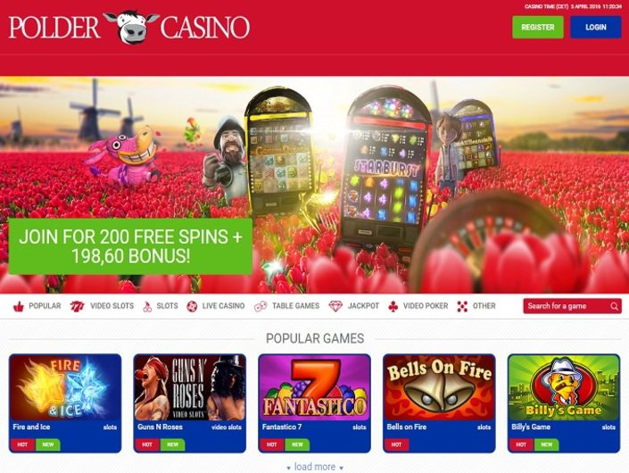 Polder Casino objective review on LCB