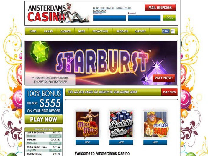 Amsterdams Casino objective review on LCB