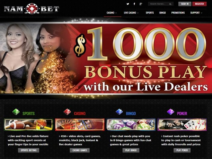 Nambet Casino objective review on LCB