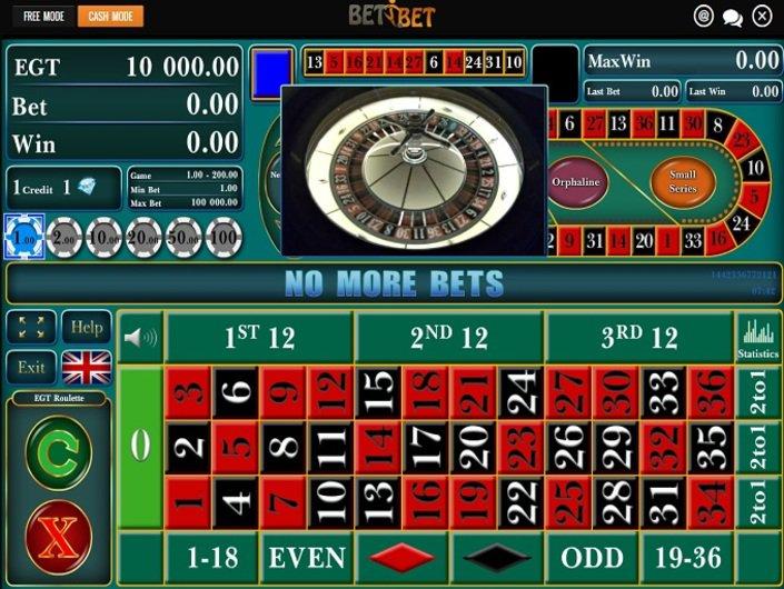 BETiBET Casino