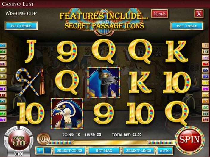 Casino Lust