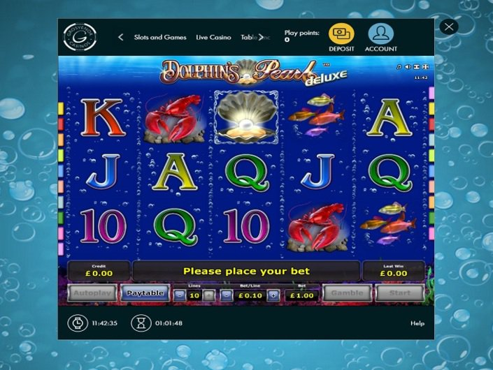 Play Pharaohs Treasure Online | Grosvenor Casinos