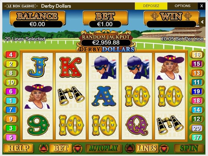 Le Bon Casino