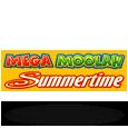Mega moolah summer logo