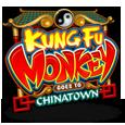Kung fu monkey logo