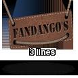 Fandango 3line