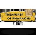 Treasure pharaon 1 line