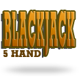 Blackjack5 hand
