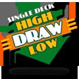 Single deck high draw low
