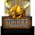 Vikings treasure logo
