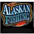 Alaskan fishing logo