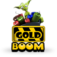 Gold boom logo