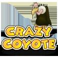 Crazy coyote