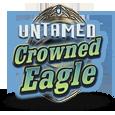 Untamed crowed eagle