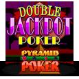 Pyramid double jackpot poker