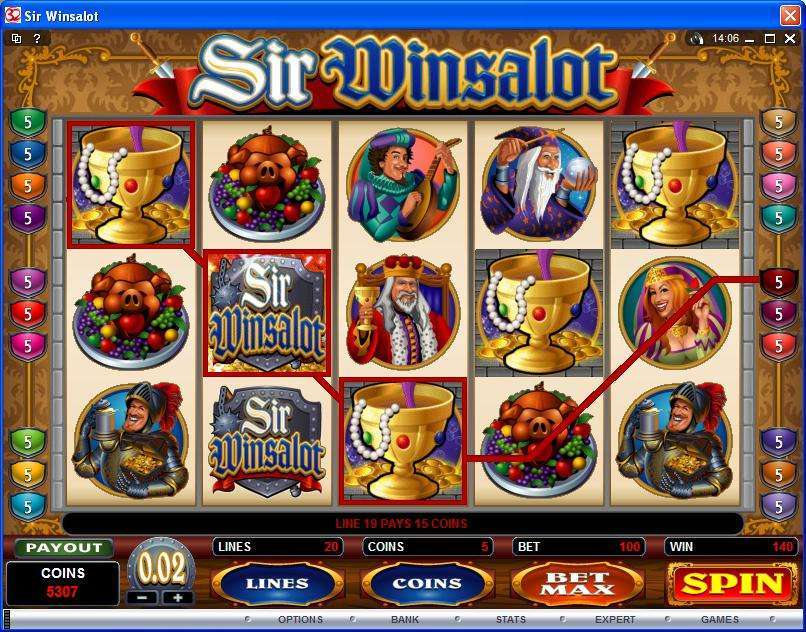 Game Review Sir Winsalot