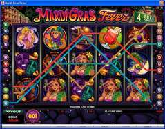 Game Review Mardi Gras Fever